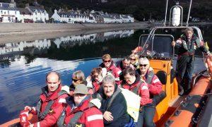 Ullapool boat